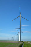 Windturbine Photographie stock libre de droits