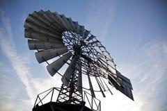 Windturbine Photographie stock