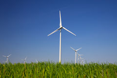 Windturbine Stock Photo
