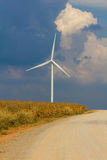 Windturbine Lizenzfreies Stockfoto