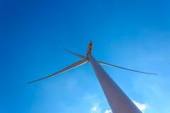 Windturbine Stock Afbeelding