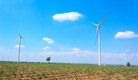 Windturbine Royalty-vrije Stock Foto's
