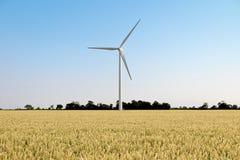 Windturbine Royalty-vrije Stock Afbeeldingen
