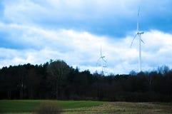 Windturbine Стоковая Фотография