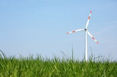 Windturbine Stockfotos
