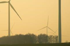 Windturbine generator Stock Image