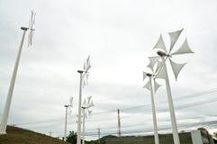 Windturbine-Grünenergie Lizenzfreie Stockfotos
