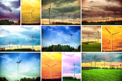 Windturbine Stock Photos
