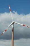 windturbine redtip Стоковые Фотографии RF