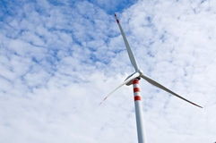 Windturbinen Lizenzfreies Stockfoto