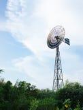 Windturbiner Fotografering för Bildbyråer