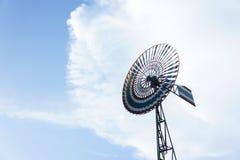 Windturbiner Arkivbild