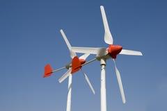 Windturbiner Royaltyfri Fotografi