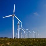 windturbines Стоковое Фото