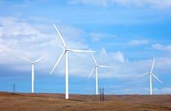 Windturbines Royalty Free Stock Photos