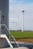 Windturbines Стоковое Изображение RF