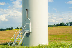 Windturbines Stock Images