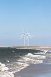 Windturbines Royaltyfri Fotografi