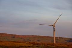 Windturbines Royalty-vrije Stock Foto