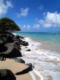 Windward Shoreline Royalty Free Stock Photo