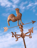 Windwijzer stock afbeelding