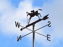 Windwijzer royalty-vrije stock afbeeldingen