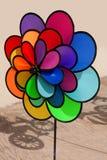 Windwijzerstuk speelgoed Vector Illustratie