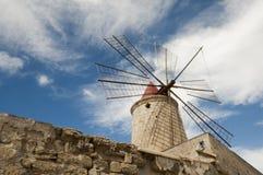 Windwill στοκ φωτογραφίες με δικαίωμα ελεύθερης χρήσης
