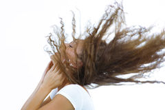 Windy Royalty Free Stock Photo