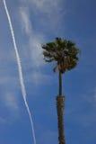 Windy California Skies Stock Image