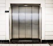 Windy drzwi Zdjęcie Stock