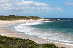 Windy Harbour West Australia Royalty Free Stock Images