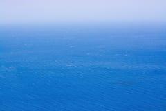 Windy ocean Foradada Royalty Free Stock Photography