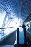 windy przepływu osób Zdjęcie Royalty Free