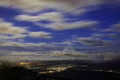 Windy Skies stockfoto
