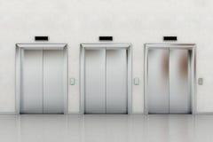 windy trzy ilustracja wektor