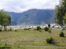 Windy valley of Kali Gandaki, Nepal Stock Photo