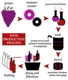Wine vector illustration