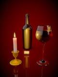 Wine1 Στοκ Εικόνα