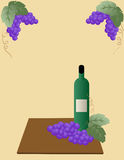 wine stock illustrationer