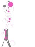 Wine, abstract Stock Photos