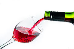 Wine. Is an alcoholic beverage made from fermented grapes or other fruits. The natural chemical balance of grapes lets them ferment without the addition of Stock Images