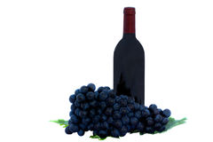Free Wine And Grapes Royalty Free Stock Image - 14987946