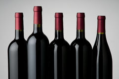 Wine assortment Royalty Free Stock Photo