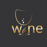 Wine background Royalty Free Stock Photography