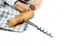 Wine background Stock Photography