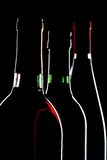 Wine Background Design Stock Photography