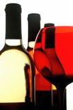 Wine Background Design Stock Photo