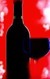Wine Background Design Stock Images