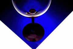 Wine Background Design. Wine Glassware  background design Royalty Free Stock Photography